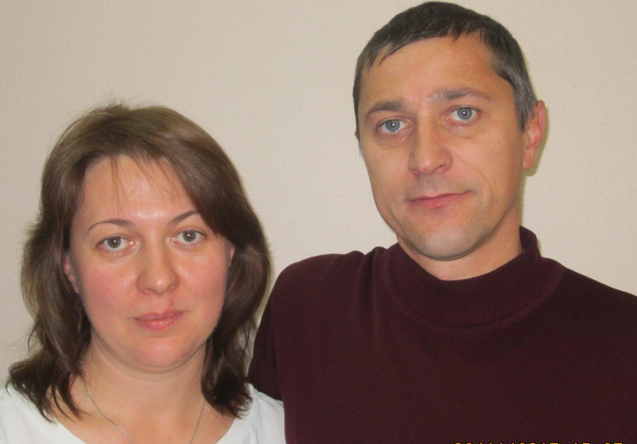 Олег Викторович и Елена Васильевна