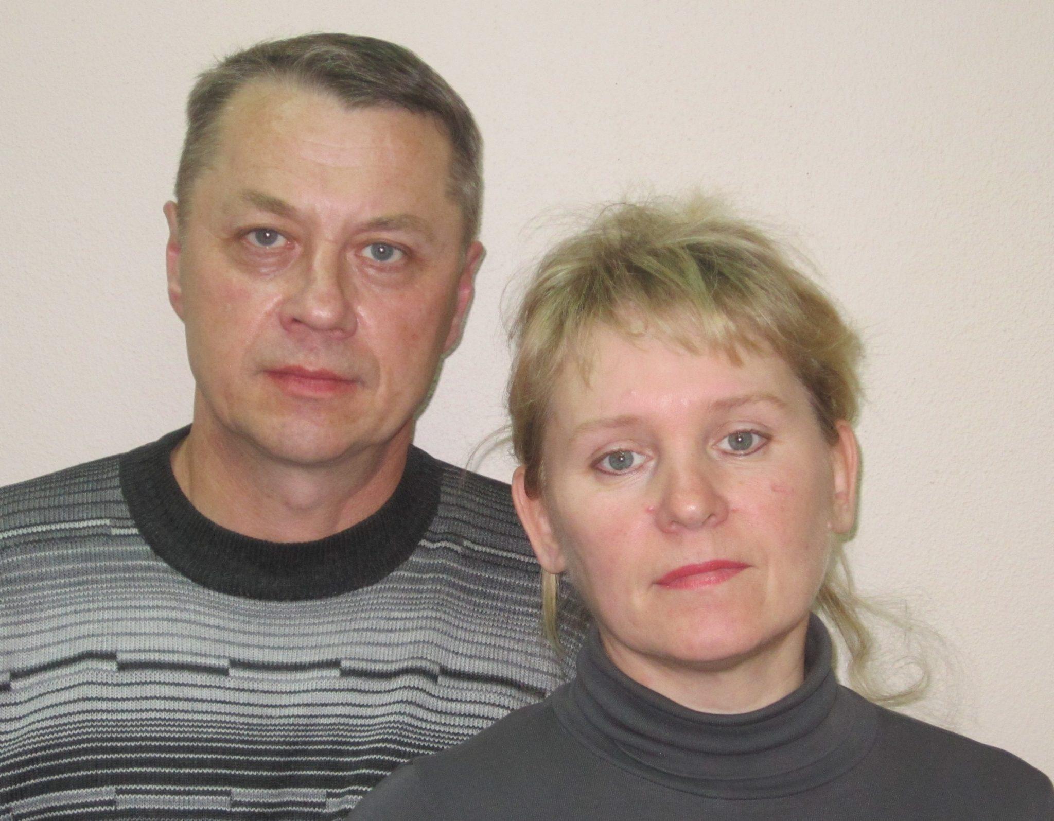 Олег Эдуардович и Ольга Николаевна