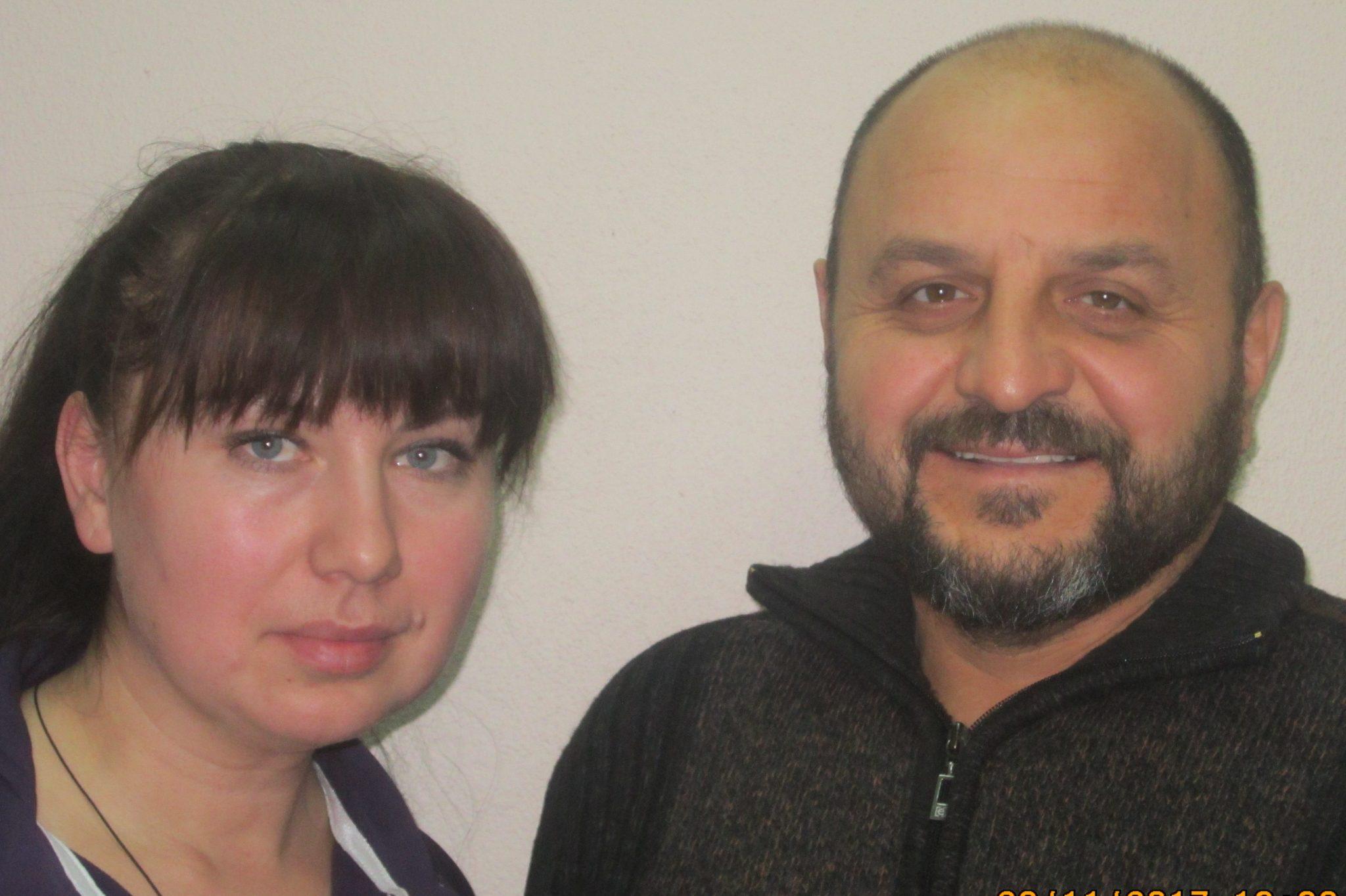 Виталий Александрович и Алла Сергеевна