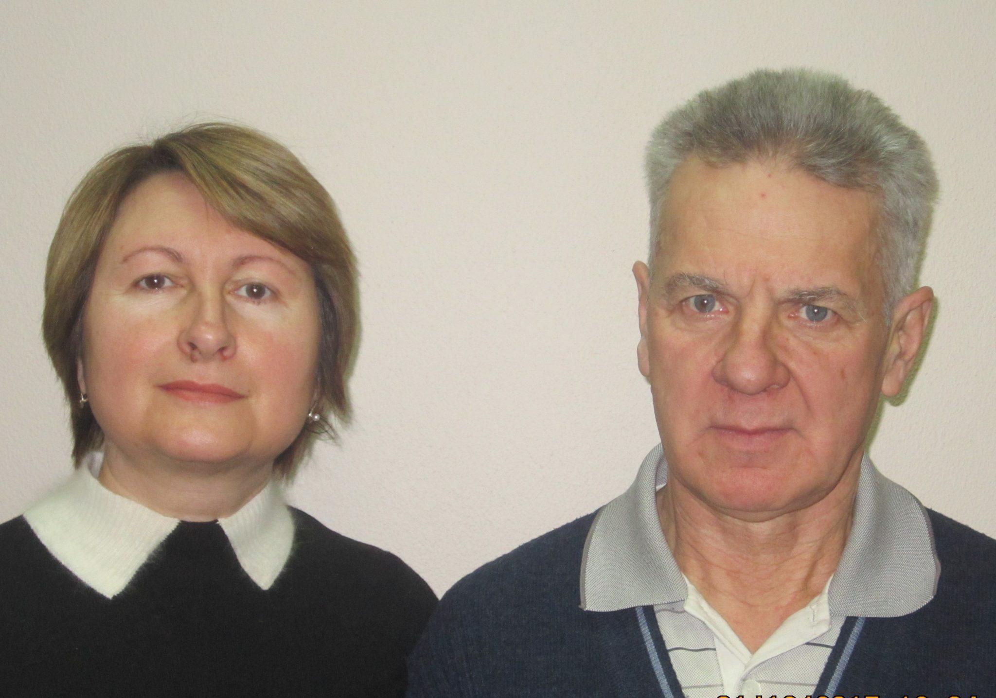 Александр Юрьевич и Лилия Викторовна