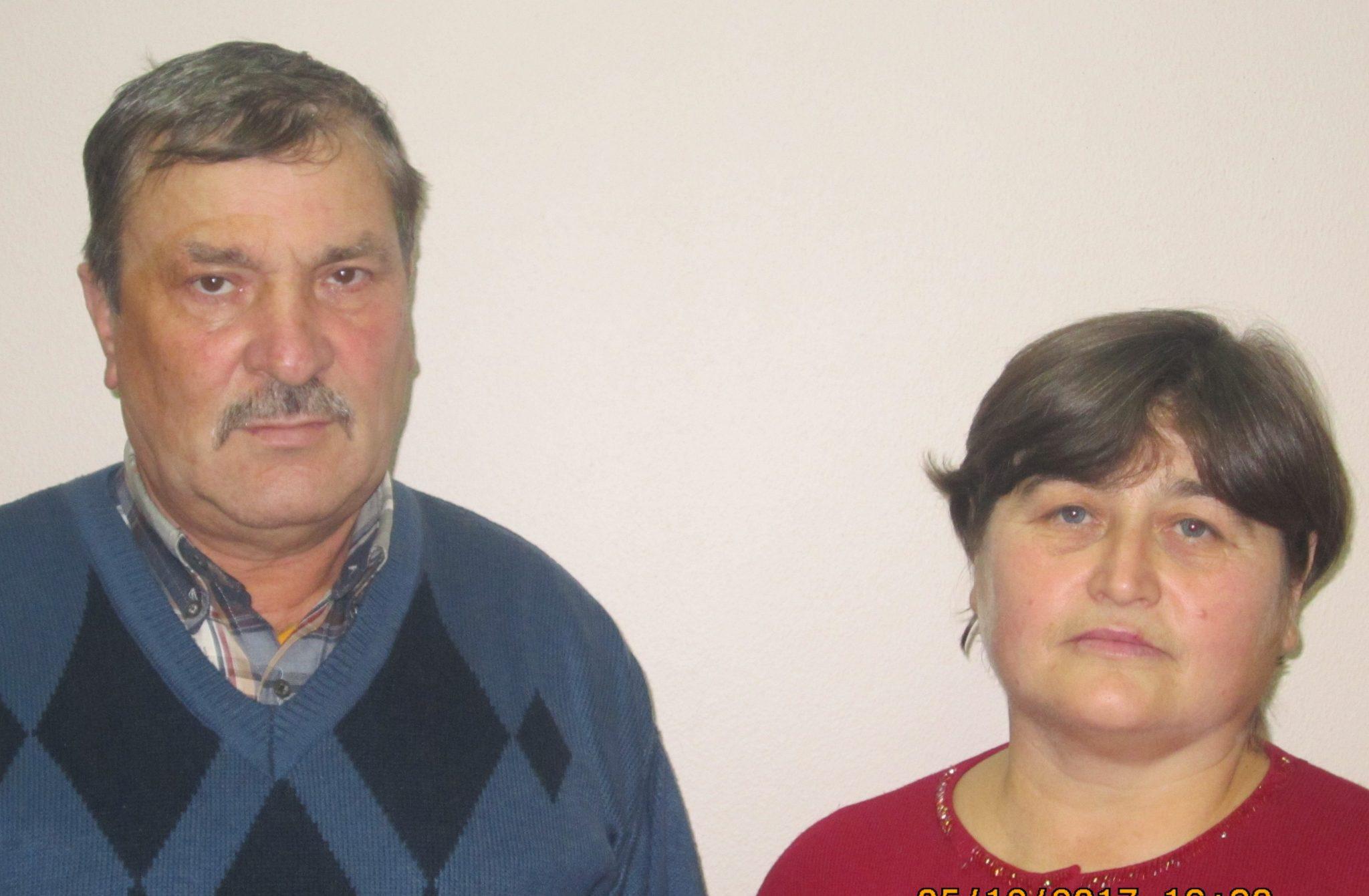 Петр Иванович и Елена Ивановна