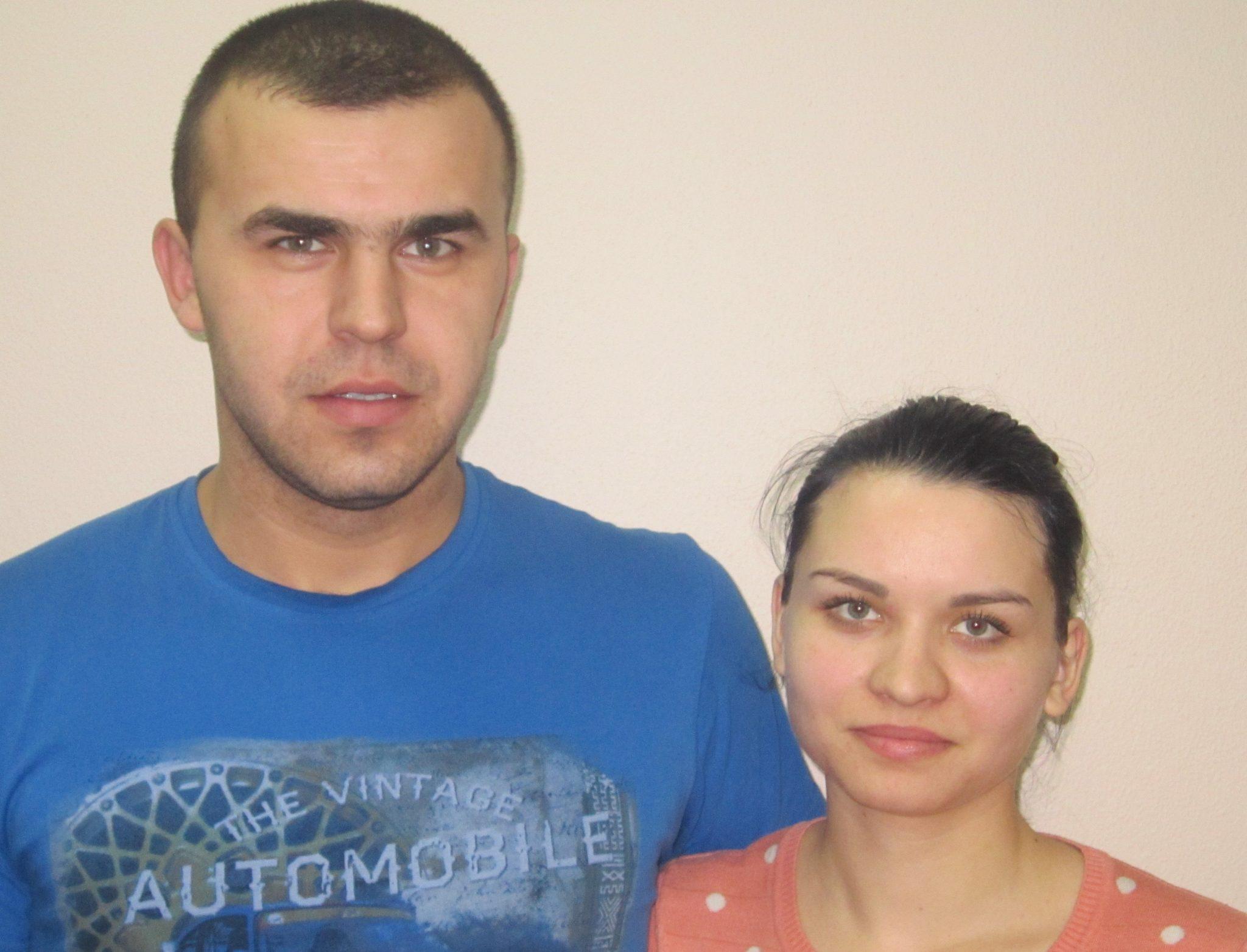 Денис Витальевич и Валентина Валерьевна