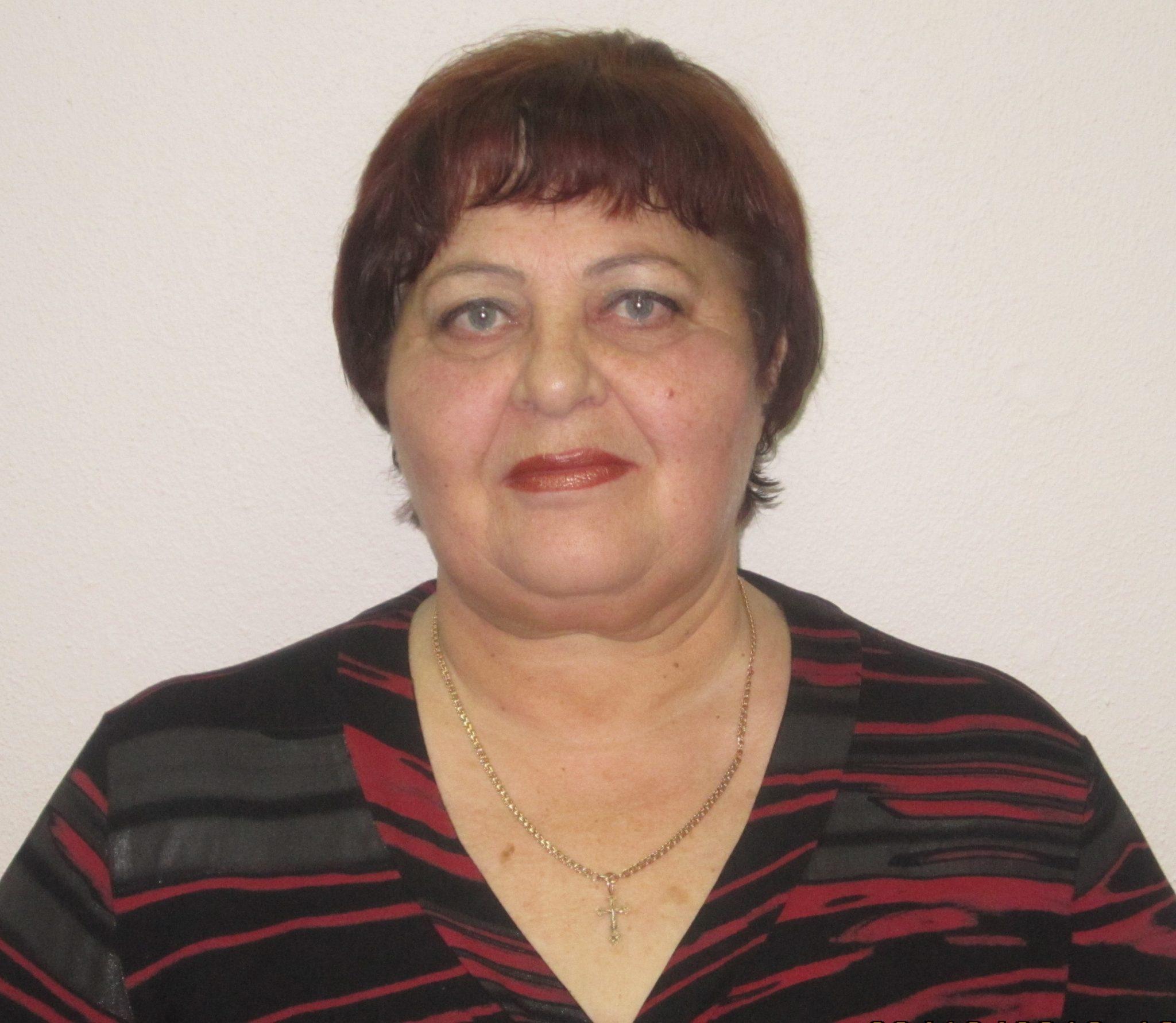 Татьяна Ивановна
