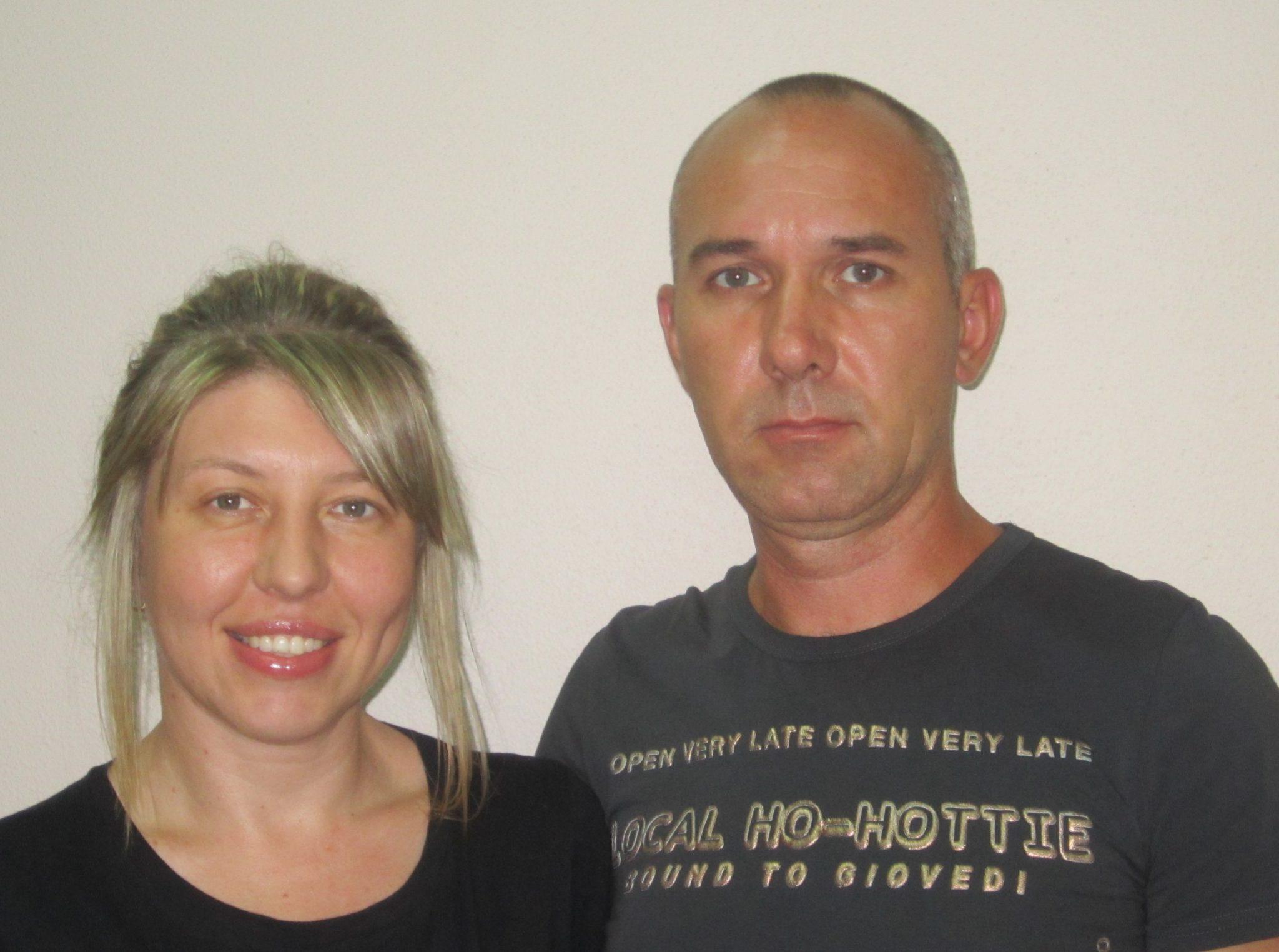 Валерий Анатольевич и Наталья Викторовна