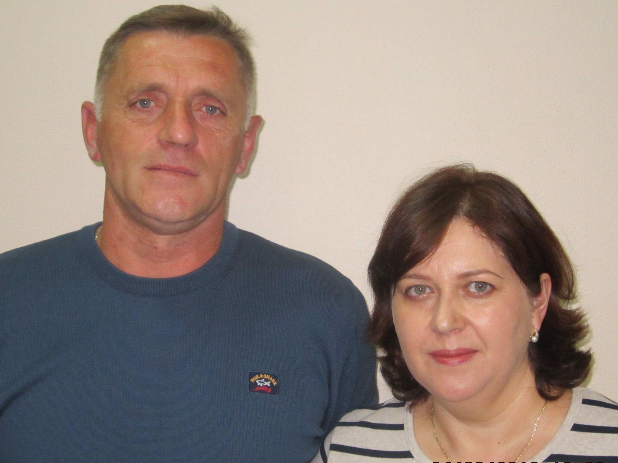 Иван Степанович и Изабелла Александровна