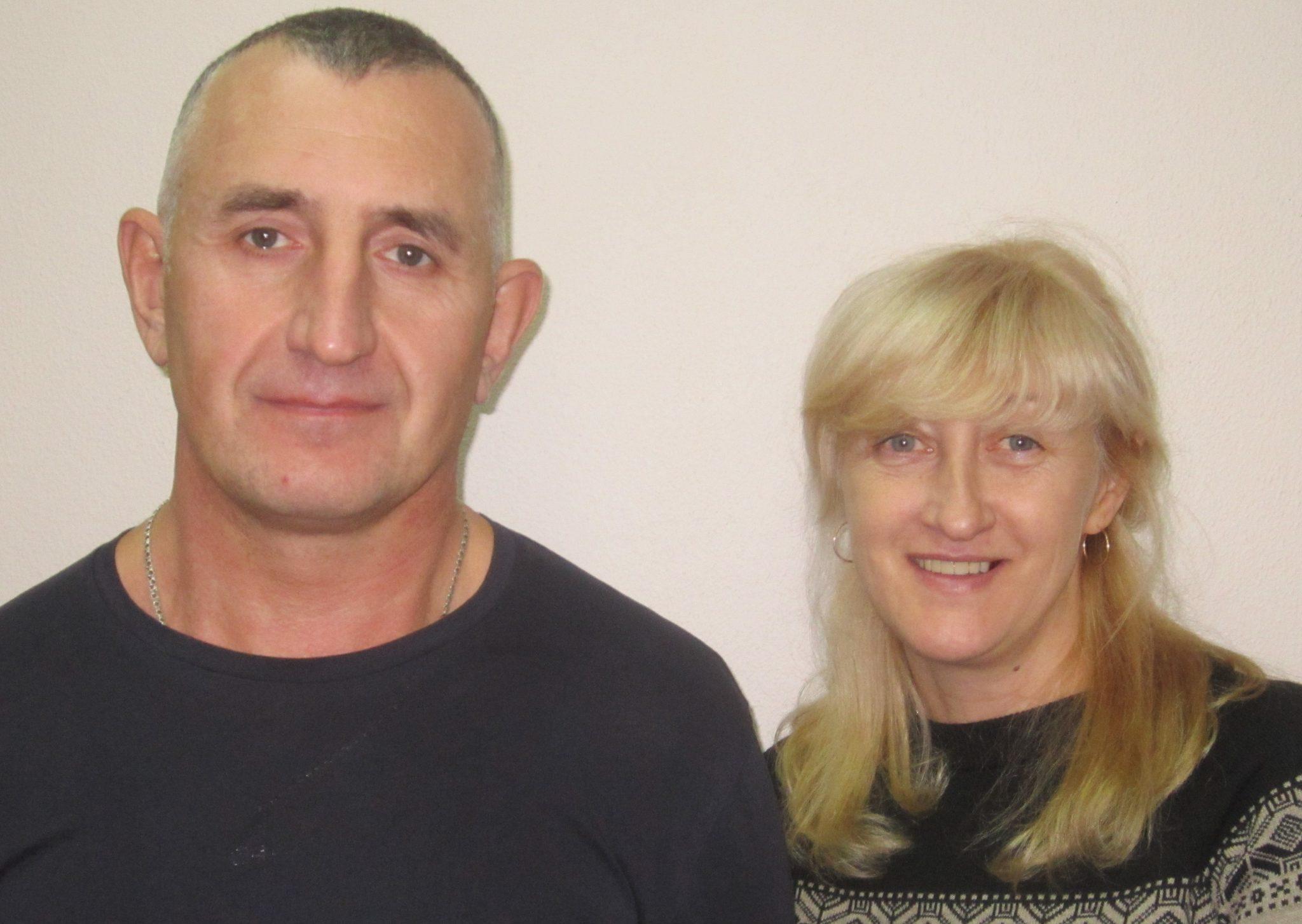 Сергей Алексеевич и Елена Михайловна