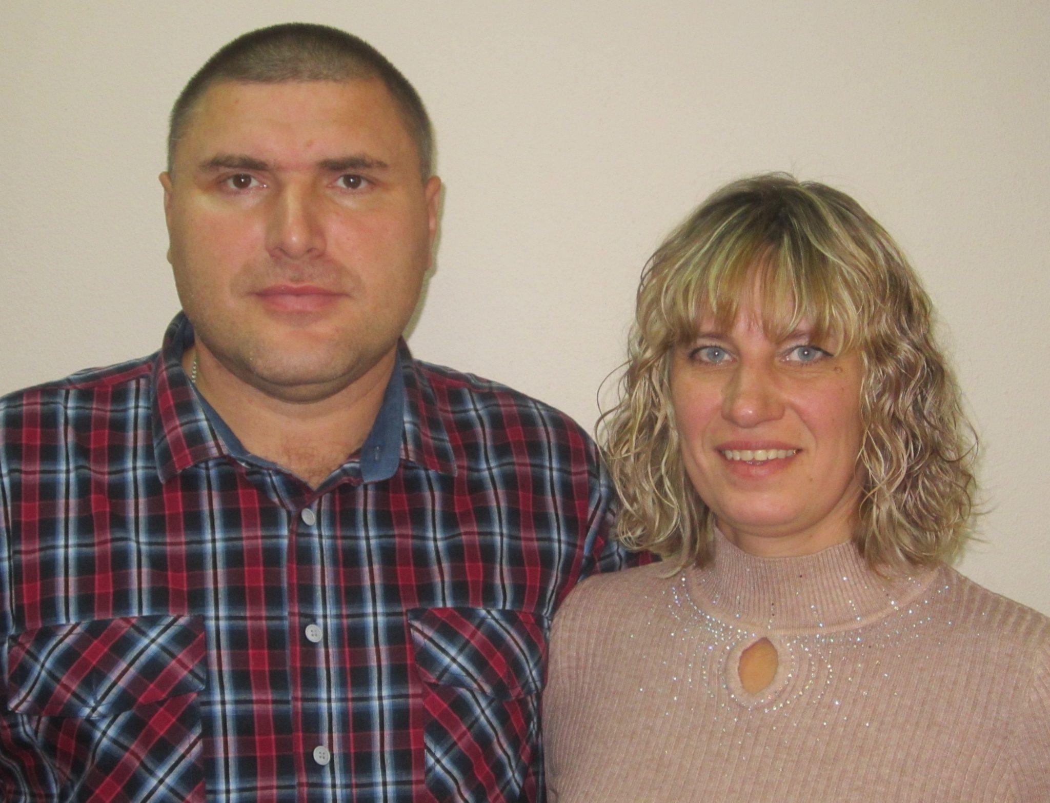 Александр Николаевич и Елена Викторовна