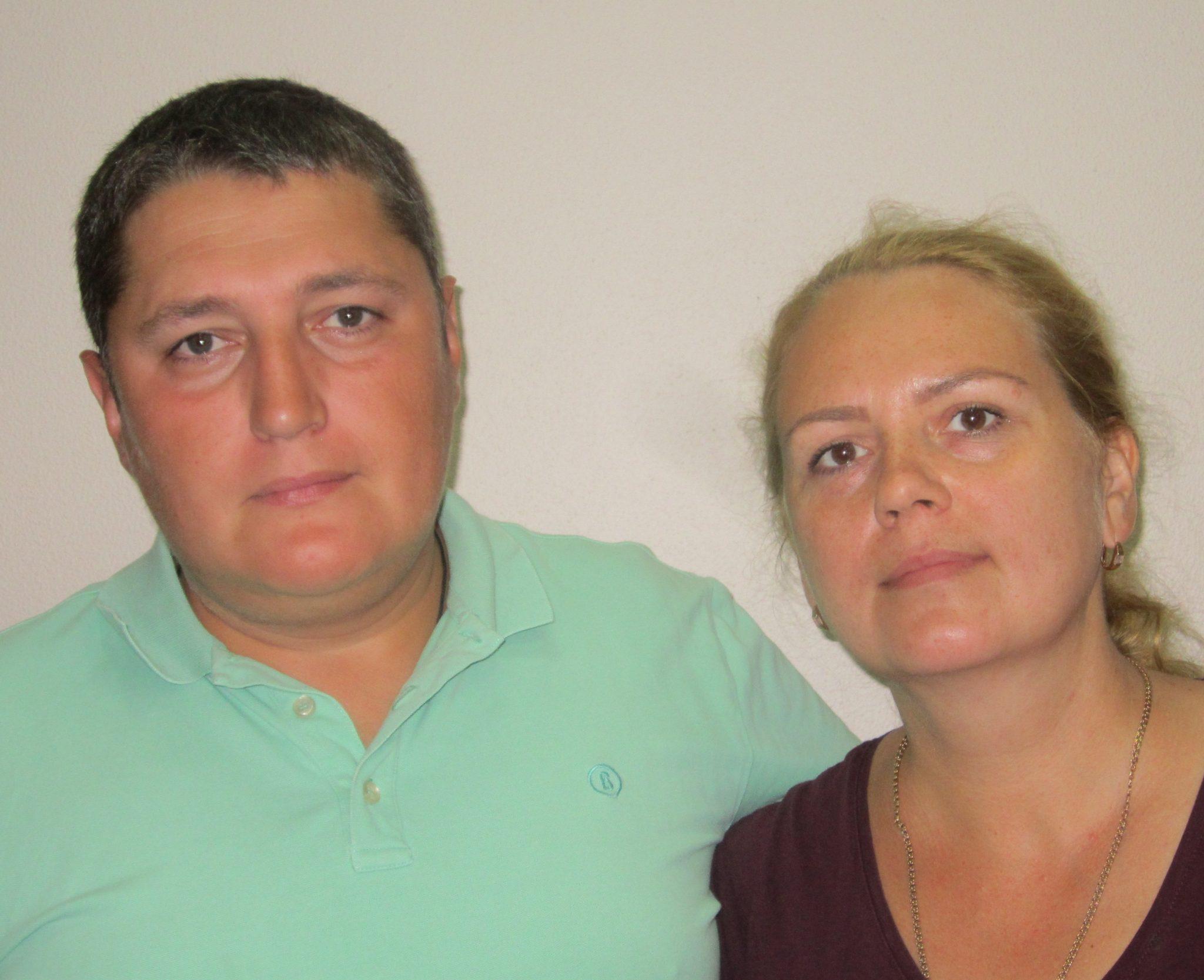 Андрей Михайлович и Юлия Григорьевна